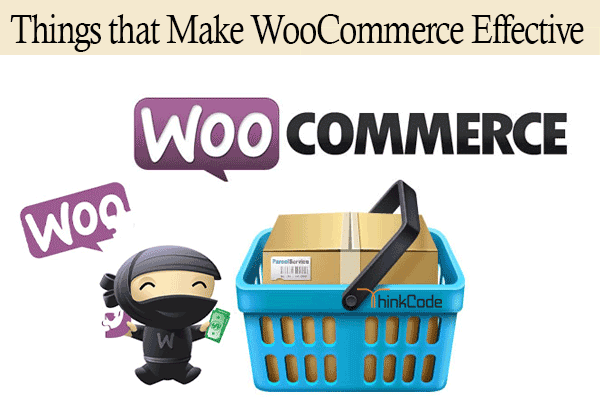 5 Things that Make WooCommerce Effective