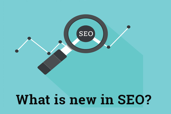 What is new in SEO?