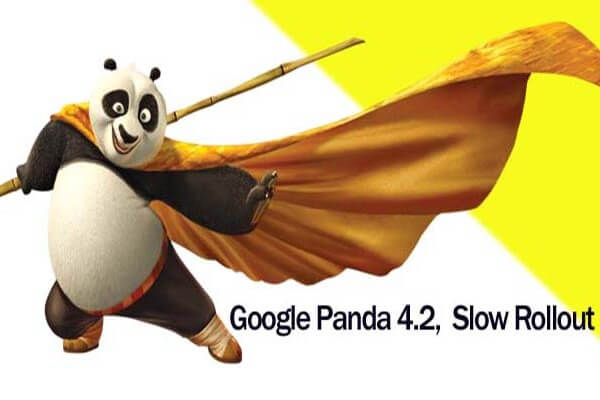 Google Panda 4.2, Slow Rollout