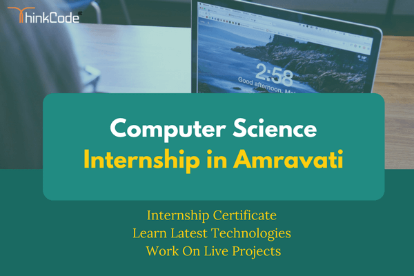 Computer Science Internship in Amravati | Engineering Students