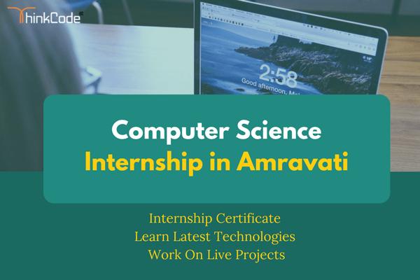 Computer Science Internship in Amravati | Engineering Students