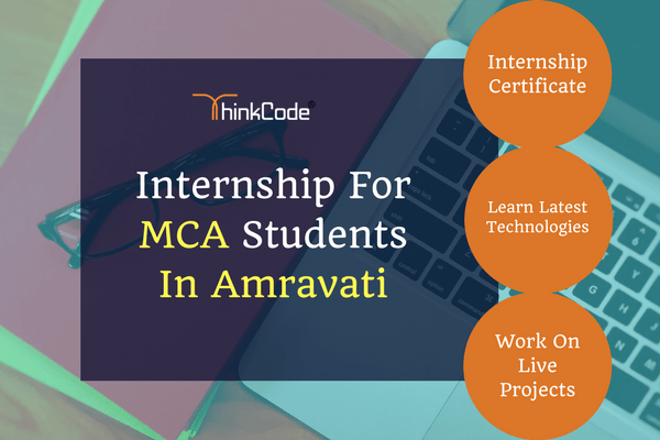 Internship for MCA Final Year Students | MCA Internship in Amravati