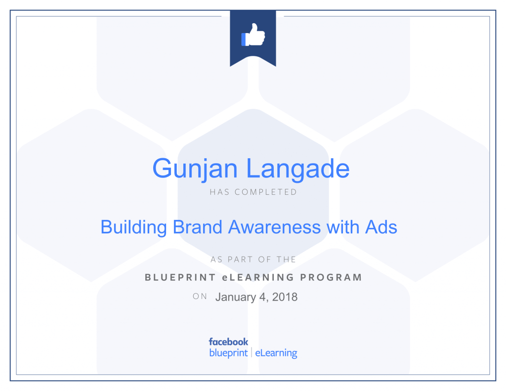 Building Brand Awareness with Ads By Gunjan Langade at ThinkCode