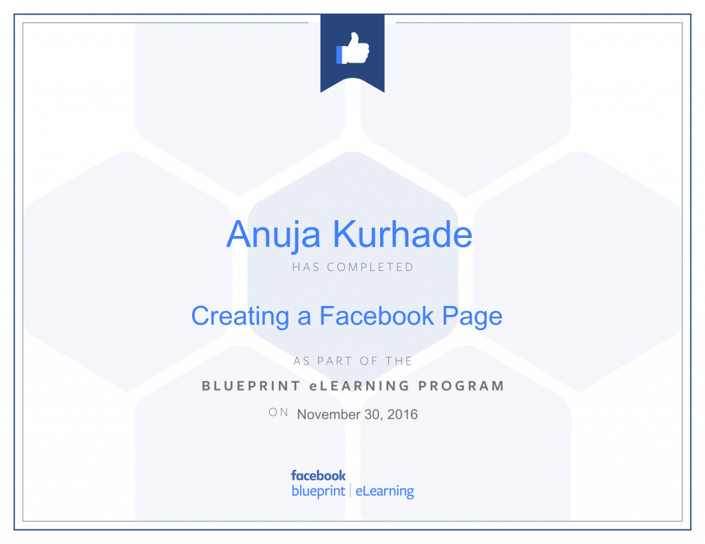 Facebook Blueprint Certifications- Anuja Kurhade (5)